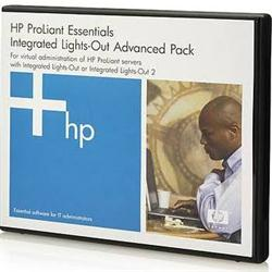 HP Integrated Lights-Out Advanced - Subscription Licence + 1 Year 24x7 Support