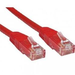 Cables Direct Cables Cat6 Network Ethernet Patch Cable Red 0.25m