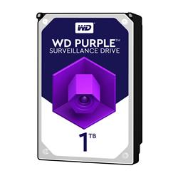WD Purple 1TB Surveillance AV Hard Disk Drive  Intellipower SATA 6 Gbs 64MB Cache 3.5