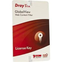 DrayTek Global View Web Filtering 12 Months Group A Products
