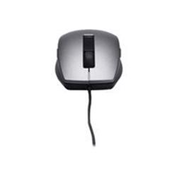 Dell Laser USB Mouse (Silver & Black)