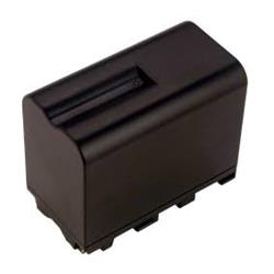 2Power Camcorder Battery 7.2v 6600mAh
