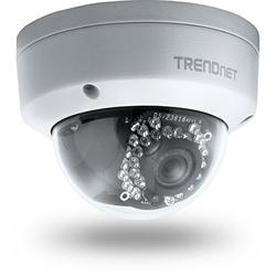TRENDnet Outdoor 3MP Full HD PoE Dome DayNight Network Camera