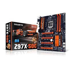 Gigabyte GAZ97XSOC Intel Z97 LGA1150 Socket USB 3.0 ATX