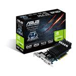 Asus GeForce GT 730 2GB PCI-E 2.0 HDMI Silent with LP Brackets