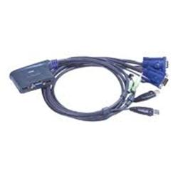 Aten CS62UZ-AT 2-Port USB KVM Switch