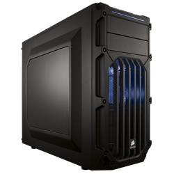 Corsair Carbide Series SPEC-03 BLUE LED Mid Tower Gaming Case