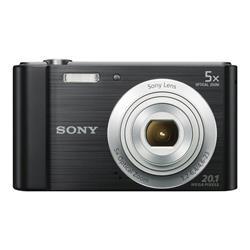 Sony Cyber-shot DSC-W800 Black Camera