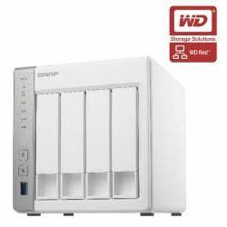 QNAP TS-431 16TB-Red 4 Bay NAS