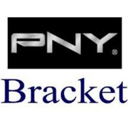 PNY Half size bracket for low profile boards for Quadro