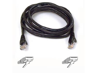 Belkin Cat6 UTP Snagless Patch Cable Black 10m
