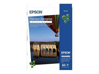 Epson Premium Semigloss Photo Paper Roll 10m x 329mm