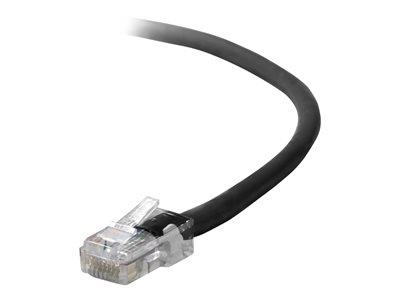 Belkin CAT 5e Assembled UTP Networking Cable Black 3m