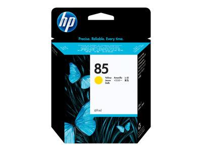 HP 85 69-ml Yellow Ink Cartridge