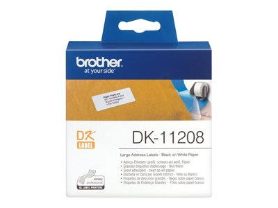 Brother Large Address Labels