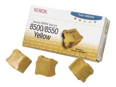 Xerox Yellow Ink Sticks