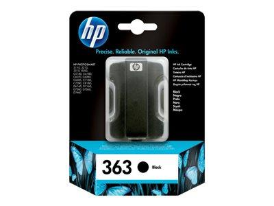 HP 363 Black Original Ink Cartridge