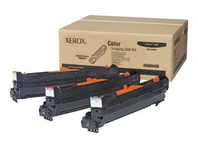 Xerox Rainbow Imaging Kit for Phaser 7400 (3Pk CMY)