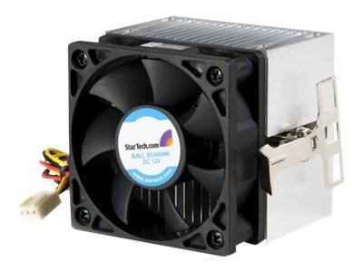 StarTech.com 60x65mm Socket A CPU Cooler Fan with Heatsink for AMD Duron or Athlon