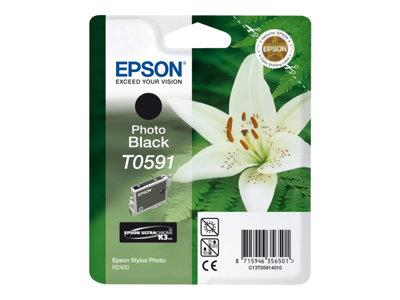Epson T0591 - Print cartridge - 1 x photo black
