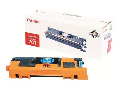 Canon Cartridge 701 Cyan Toner Cartridge 4k Yield