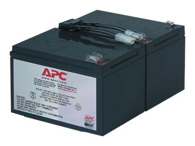 APC BackUPS+SmartUPS 1000 Battery