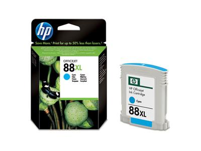 HP No 88XL - Print cartridge - 1 x cyan