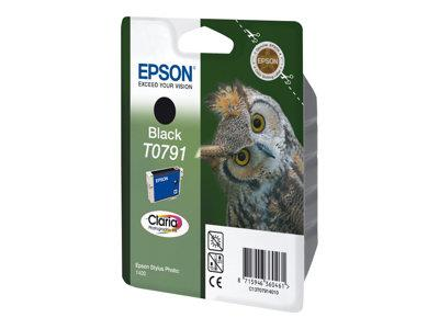 Epson C13T079140A0 Black Ink Cartridge for Photo 1400