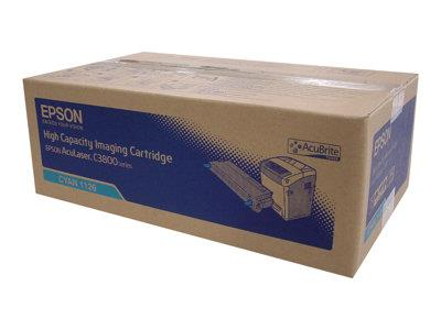 Epson C13S051126 C800 Cyan High Capacity Ink Cartridge