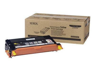 Xerox Yellow Standard Toner for Phaser 6180