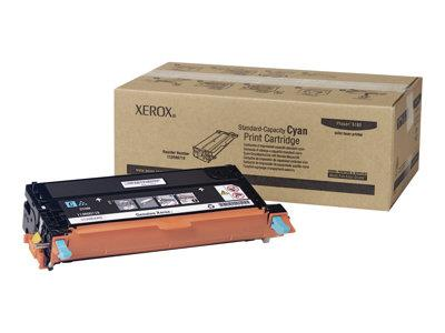 Xerox Cyan Standard Capacity Toner for Phaser 6180