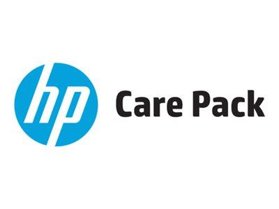 HP Care Pack Extended Service Agreement 1 Year On-Site LaserJet 9000