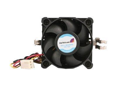 StarTech.com 50x50x41mm Socket 7/370 CPU Cooler Fan with Heatsink and TX3 and LP4