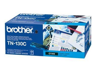 Brother Cyan Standard Toner Cartridge