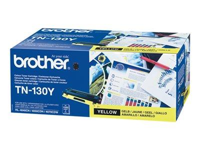 Brother Yellow Toner Cartridge