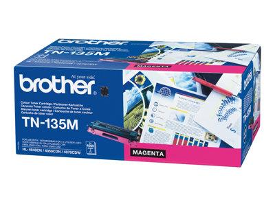 Brother TN135M Magenta Toner Cartridge