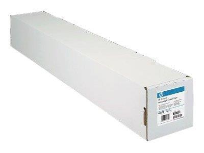 HP Bright White Inkjet Paper-841 mm x 45.7 m (33.11in x 150ft)