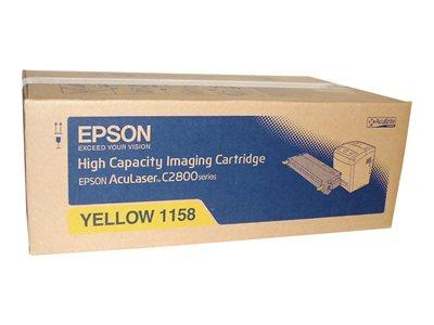 Epson C2800 Yellow High Capacity