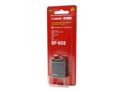 Canon BP 808 - camcorder battery - Li-Ion