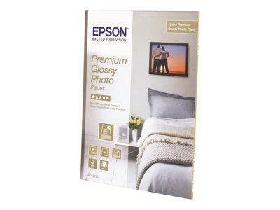 Epson A2 Premium Glossy Photo Paper - 25 Sheets