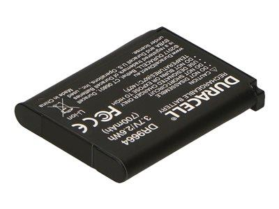 Duracell Replacement Digital Camera battery for Nikon EN-EL10