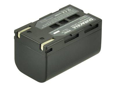 Duracell Replacement Camcorder battery for Samsung SB-LSM160