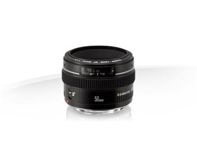 Canon EF 50 mm f/1.4 USM Standard and Medium Telephoto Lens