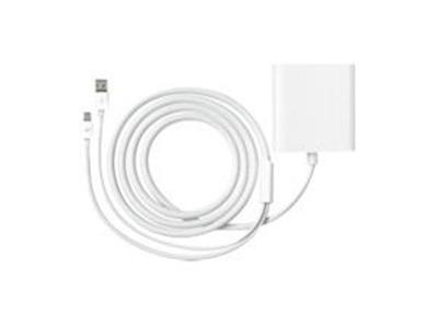 Apple Mini DisplayPort To Dual Link DVI Adapter