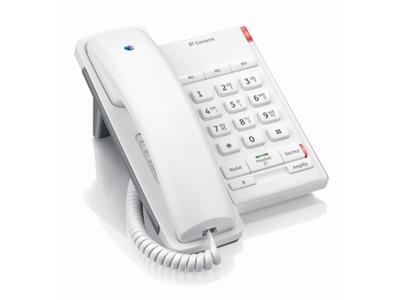 BT Converse 2100 White Corded Phone