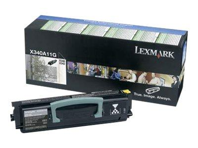 Lexmark X340 2.5K Return Cartridge