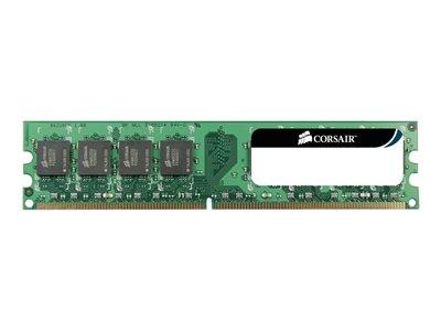 Corsair 4GB (2x2GB) DDR2 800Mhz CL5 Value Select  240 Pin Desktop Memory Kit