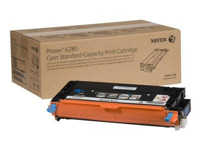 Xerox Cyan Toner for 6280 Printer