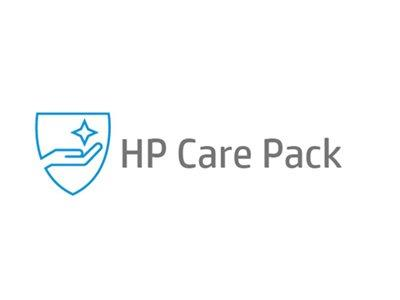 HP Care Pack Next Business Day Hardware Support with Accidental Damage Protection 4 Years On-Site
