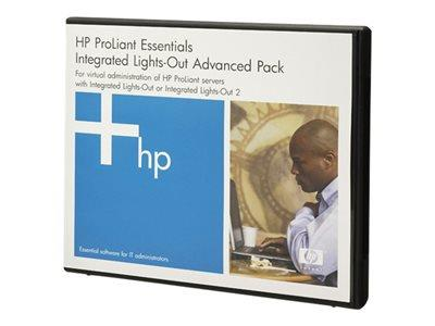 HPE HP ProLiant Essentials Integrated Lights-Out Advanced Pack